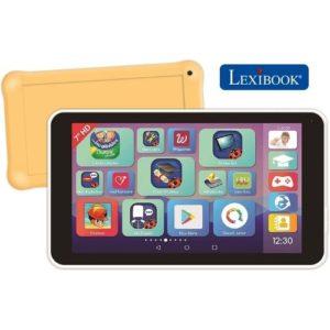 Image de présentation des tablettes tactiles éducatives Lexitab.
