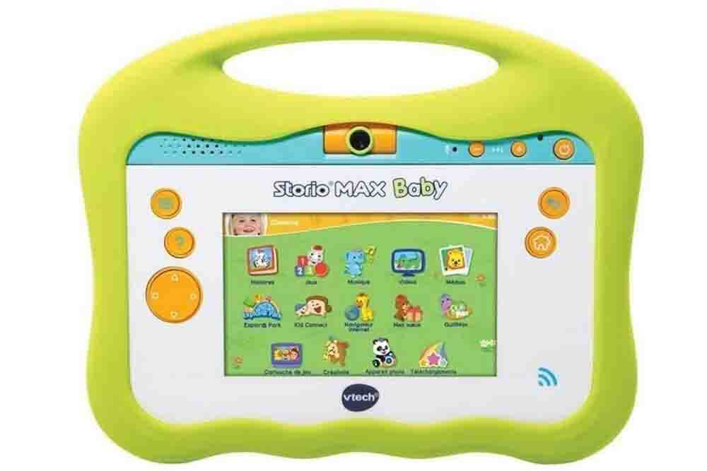 Tablettes enfants story max baby