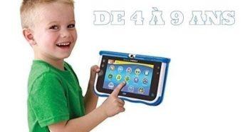 Meilleures tablettes éducatives de 5 à 9 ans.