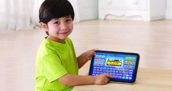 Tablettes pour enfants image présentation