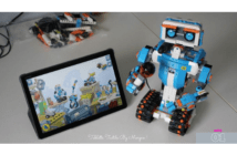 Image de tablette classique qui se transforme pour les enfants.
