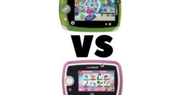 Tablette tactile enfant LeapPad3X comparée à la LeapPad2
