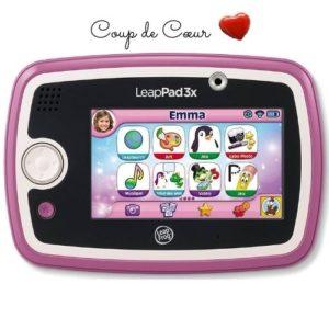 Présentation de la tablette tactile enfant LeapPad3X