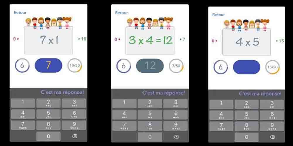 Application Multiplication