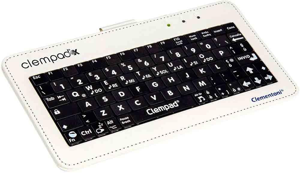 Clavier Tablette enfant Clempad X