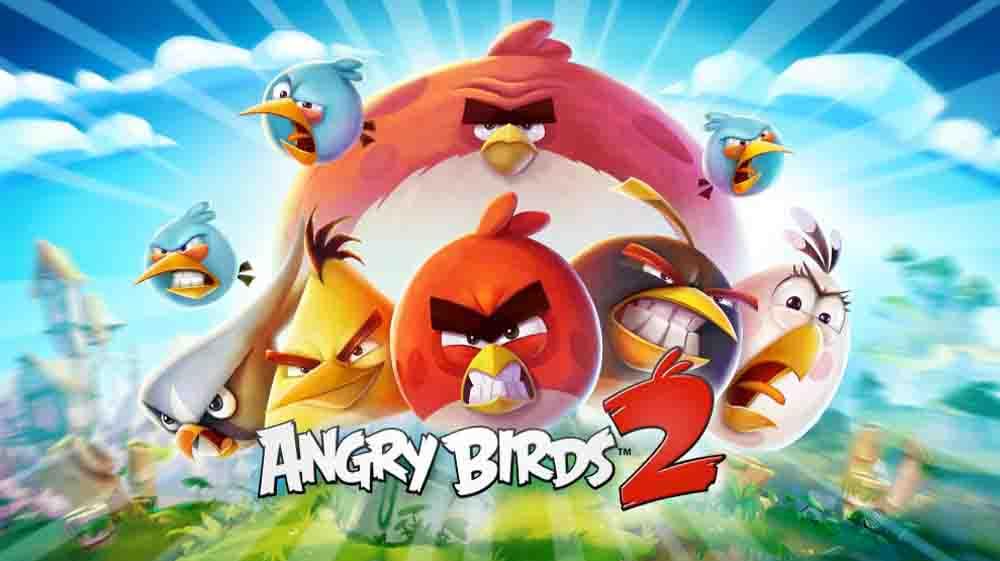Jeux pour tablette enfant Angry birds
