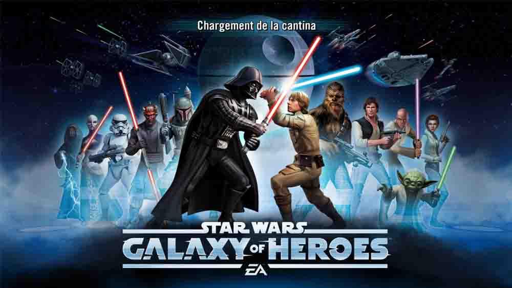 Jeux pour tablette enfant Star Wars