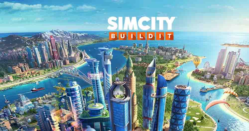 Jeux tablette Simcity