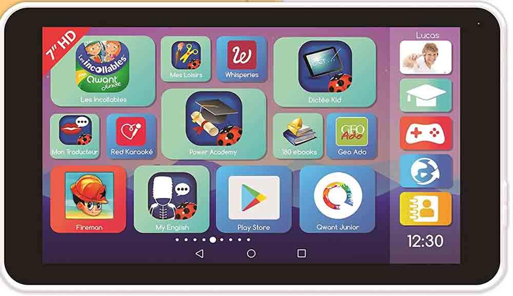 Tablettes pour enfants Lexitab Master