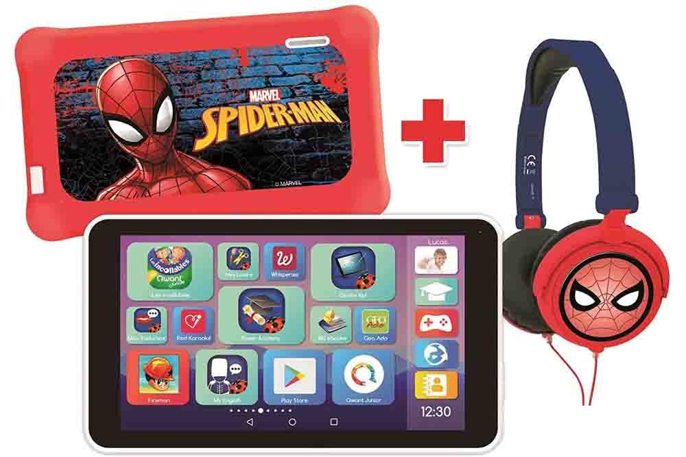 Tablettes pour enfants Lexitab version Spiderman.