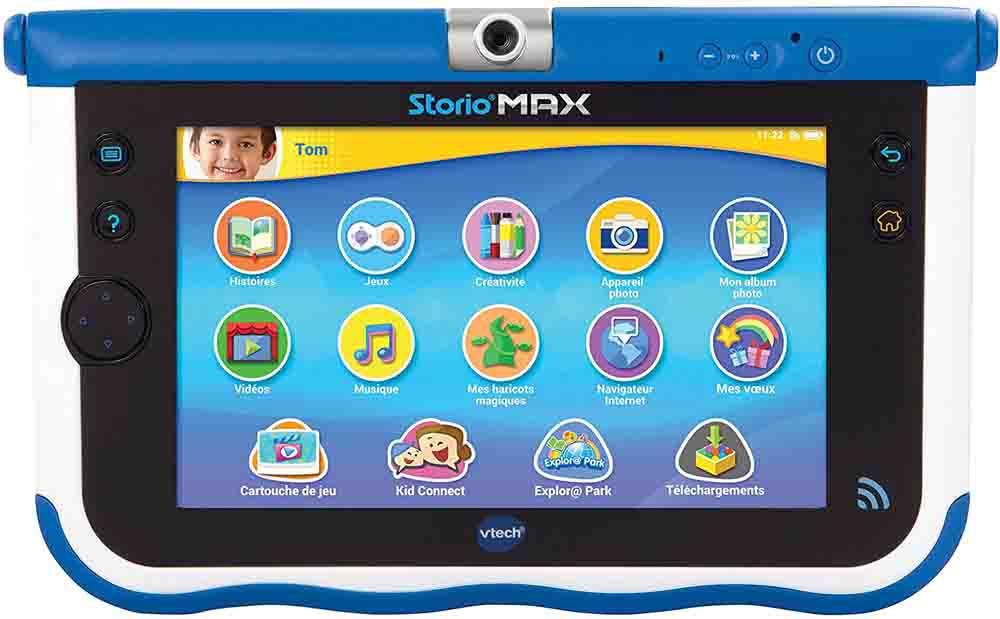 Tablettes pour enfants Storio Max 7