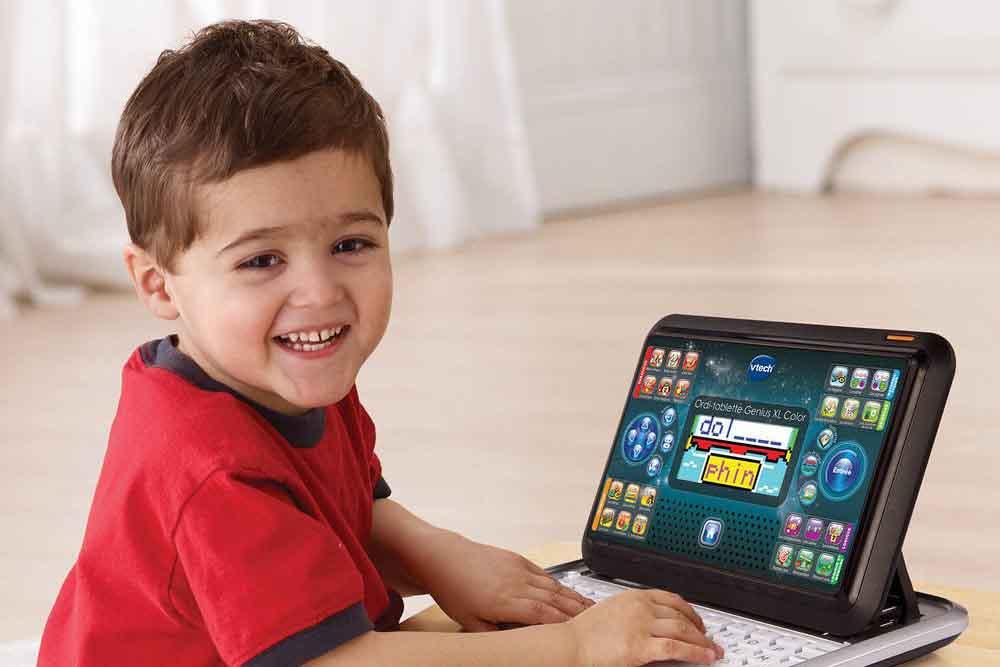 avantages tablettes jouets