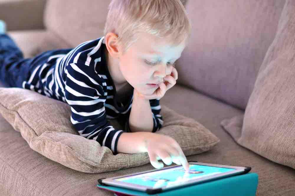 Tablette pour enfant bonne idée